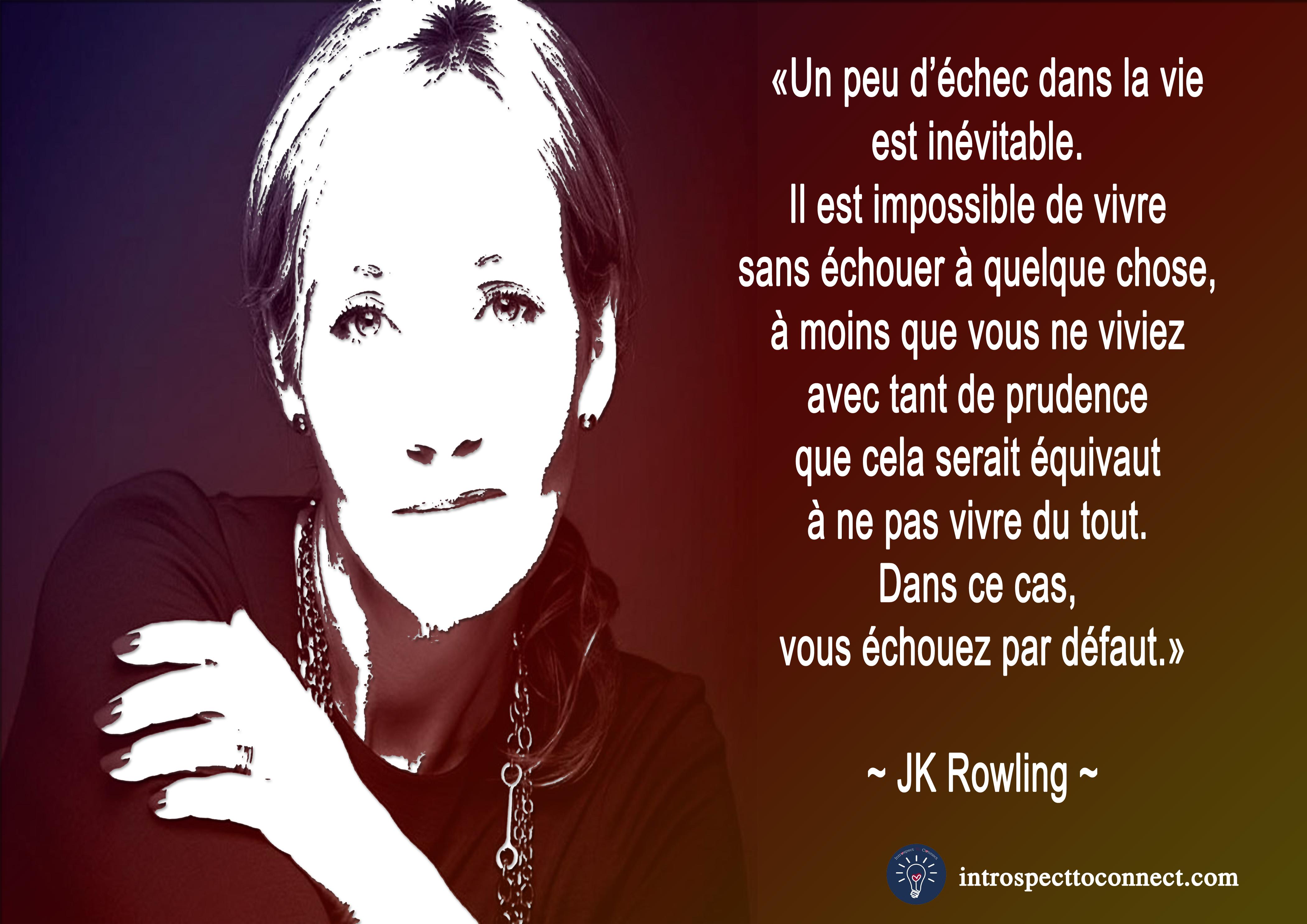 JK Rowling citation copie